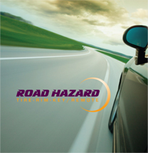Road Hazard brochure cover